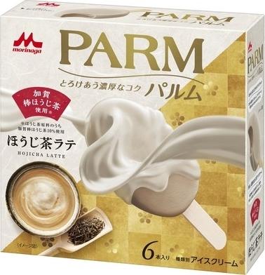 森永 PARM ほうじ茶ラテ 箱55ml×6