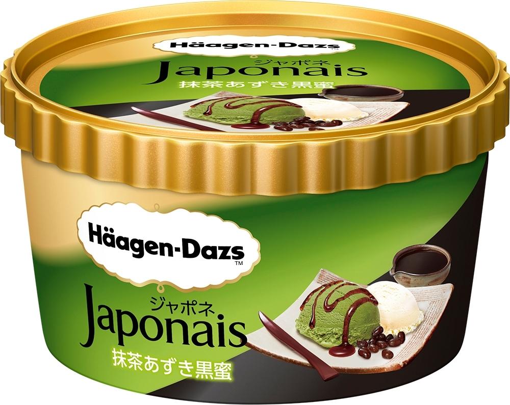 ハーゲンダッツ ジャポネ 抹茶あずき黒蜜 カップ108ml
