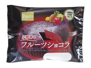Pasco 洋酒香るフルーツショコラ 袋1個