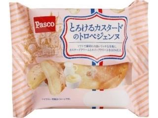 Pasco とろけるカスタードのトロペジェンヌ 袋1個