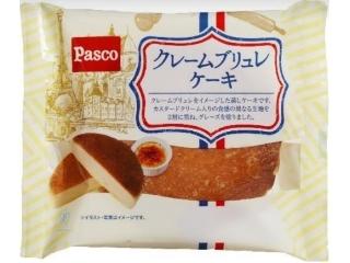 Pasco クレームブリュレケーキ 袋1個