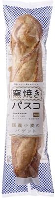Pasco 窯焼きパスコ 国産小麦のバゲット 袋1本
