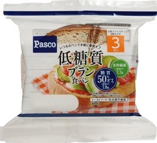 Pasco 低糖質ブラン 食パン