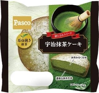 Pasco 宇治抹茶ケーキ 袋1個