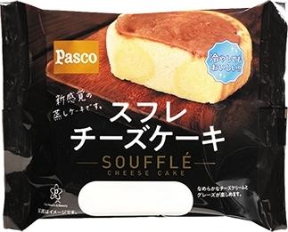 Pasco スフレチーズケーキ 袋1個