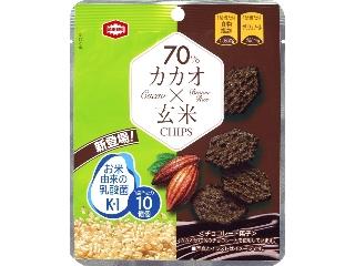 亀田製菓 カカオ×玄米 袋30g