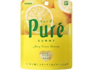 カンロ ピュレグミ レモン
