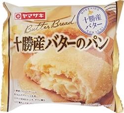ヤマザキ 十勝産バターのパン 袋1個