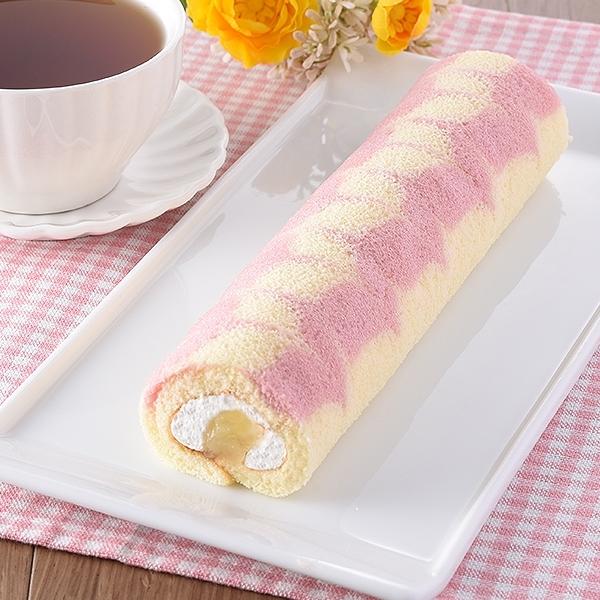ヤマザキ ロールちゃん 白ももジャム&ヨーグルトクリーム