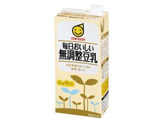 マルサン 毎日おいしい無調整豆乳