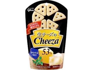グリコ 生チーズのチーザ カマンベール仕立て 袋40g