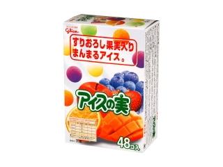 高評価】グリコ アイスの実 箱42...