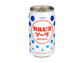 カルピス カルピスソーダ 缶350m...