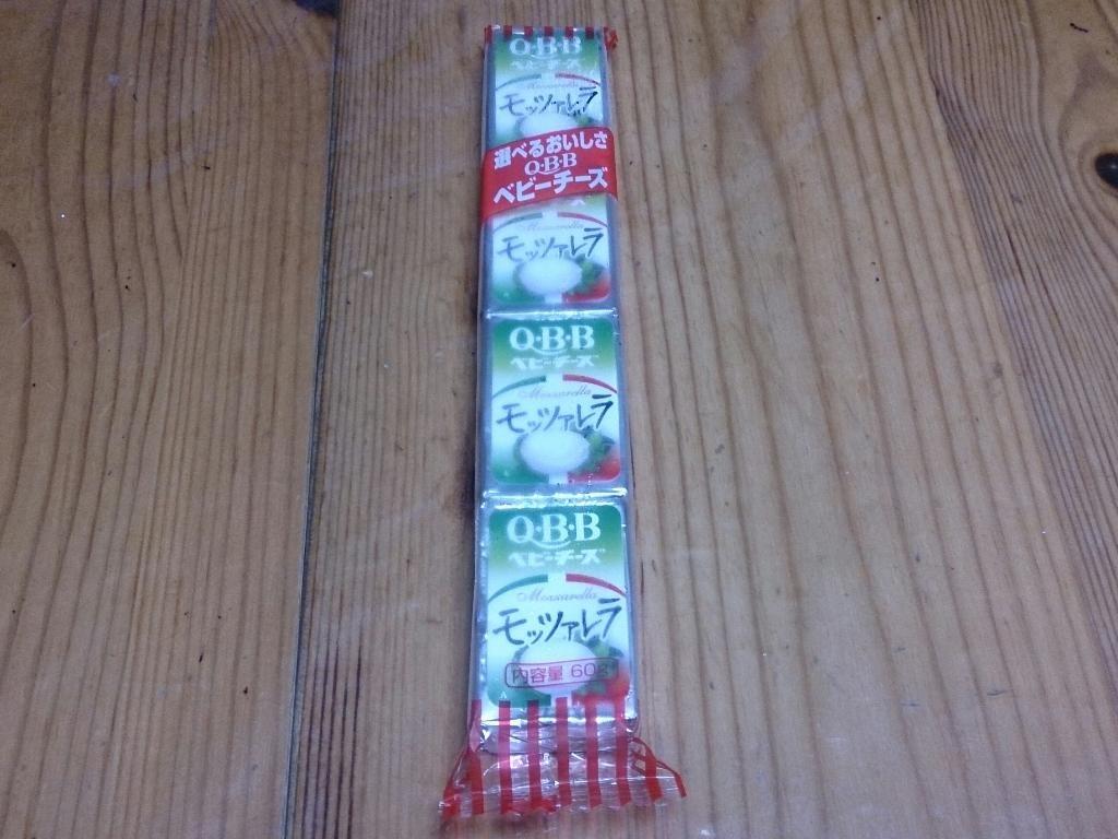 Q・B・B モッツァレラベビーチーズ
