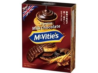 クッキー(ビスケット)おすすめランキング!明治 マクビティ ダイジェスティブ ミルクチョコレート
