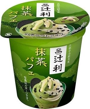 辻利 抹茶パフェ カップ175ml