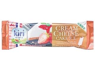 井村屋 クリームチーズケーキアイス ストロベリー 袋65ml