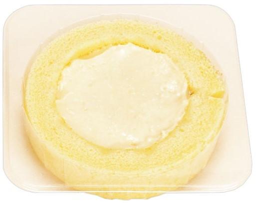 ファミリーマート 窯出しプリンのロールケーキ