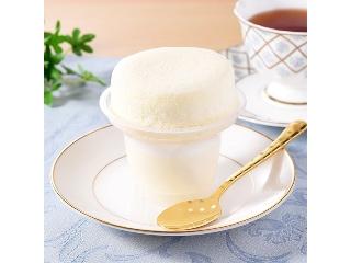 ファミリーマート まっ白ミルクのスフレ・プリン