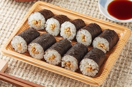 納豆 巻き カロリー