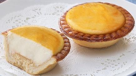 ファミリーマート バター香る焼きチーズタルト