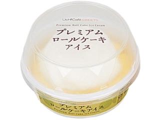 ローソン Uchi Cafe' SWEETS プレミアムロールケーキアイス