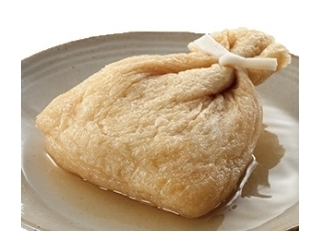 ローソン『おでん 国産もち米使用 餅入巾着』美味しい