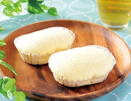 ローソン ブランのチーズ蒸しケーキ 北海道産クリームチーズ