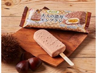 ローソン 森乳 チェリオ 大人の濃厚モンブラン【ローソン限定商品】