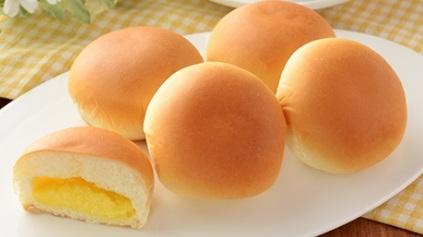 Image of ミニクリームパン 5個入