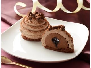 ローソン チョコボンブケーキ