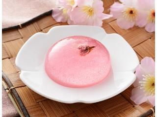 ローソン 桜が香るぷるるん水ゼリー