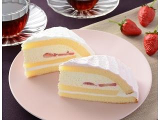 ローソン 苺のボンブケーキ 2個入
