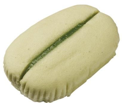 ローソン メロン蒸しケーキサンド 肥後グリーンメロンジャム&大阿蘇低温殺菌牛乳入りホイップ
