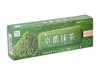 ローソン 贅沢チョコレートバー 京都(みやこ)抹茶 70ml