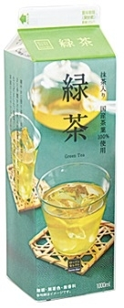 Image of 緑茶 1000ml