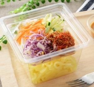 ローソン NL 担々麺サラダ(こんにゃく麺使用)