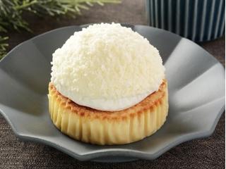 ローソン スノーバスチー バスク風チーズケーキ