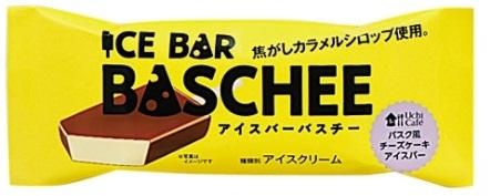 ローソン Uchi Cafe' SWEETS アイスバーバスチー