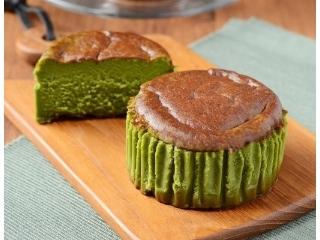 ローソン Uchi Cafe' SWEETS バスチー バスク風抹茶チーズケーキ