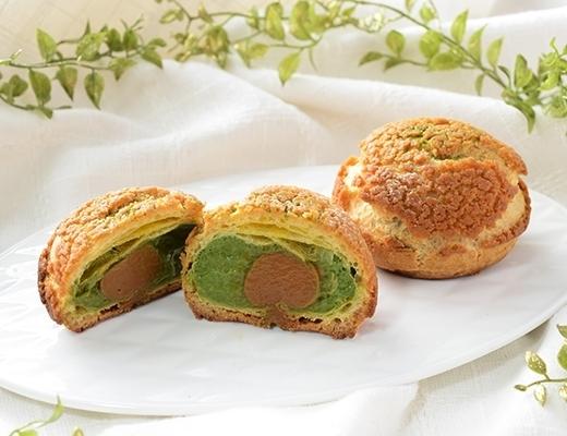 ローソン Uchi Cafe'×サダハルアオキ シューマッチャ キャラメル 2個