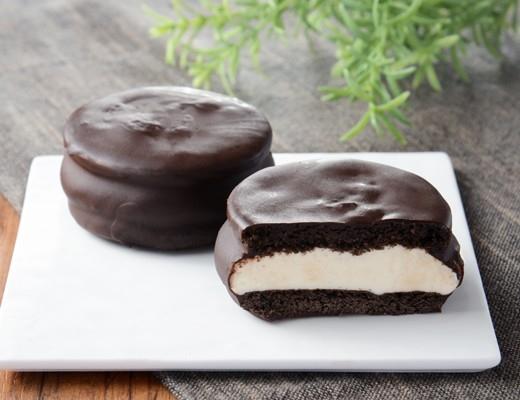 ローソン Uchi Cafe' チョコクッキーサンド