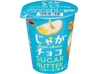 ブルボン じゃがチョコ シュガーバター味 カップ36g