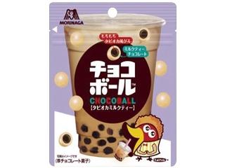 森永製菓 チョコボール タピオカミルクティー
