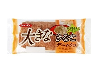 第一パン 大きなきなこデニッシュ 袋1個