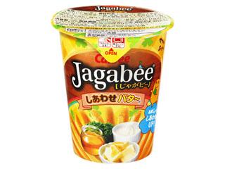 カルビー Jagabee しあわせバター