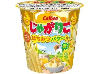 カルビー じゃがりこ はちみつバター味 カップ52g
