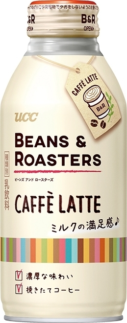 UCC BEANS&ROASTERS CAFFE LATTE