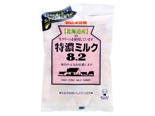 UHA味覚糖 特濃ミルク8.2