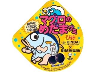 UHA味覚糖 マグロのめだまグミ 袋40g